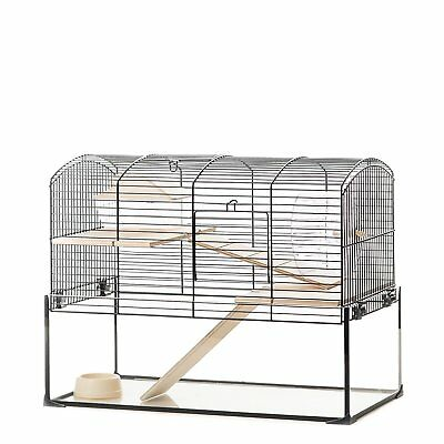 Cage with Accessories ideal for Rats Chinchillas and Other Gerbils  Hamsters
