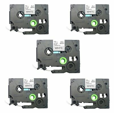 Brodex Compatible TZ231 TZe231 TZ-231 Label Tape for Brother P-Touch Printers, x