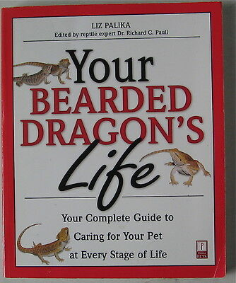 Reptile Book  Your Bearded Dragon's Life Complete Guide