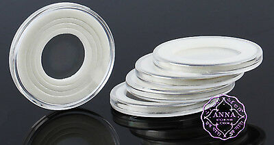 Type C Adjustable Inner Pad Coin Capsules 38mm 33mm 28mm 23mm 18mm