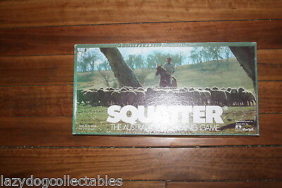 SQUATTER Classic Australian Sheep Farming Board Game