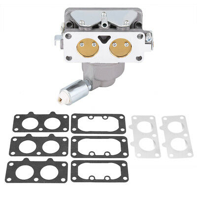 Carburetor Carb Fit For Briggs & Stratton OEM 792295 Metal with Gasket Kit JS
