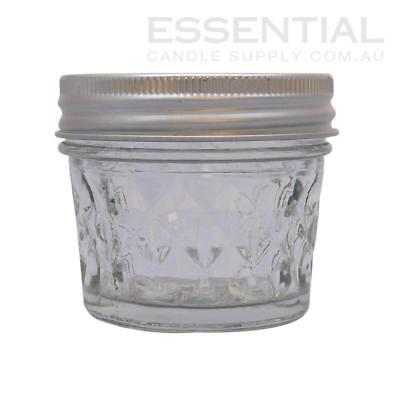 Mason Jar, Quilted 113ml Pack 12