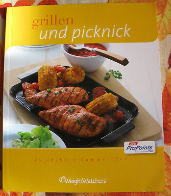 weight watchers grillen und picknick propoints plan ideen zum grillen eur 3 50. Black Bedroom Furniture Sets. Home Design Ideas