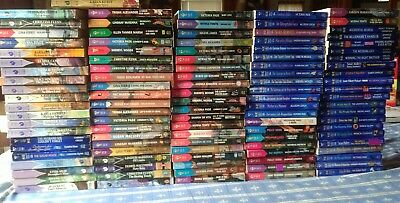 HUGE Lot 107 HARLEQUIN SILHOUETTE SPECIAL EDITION Romance Books LIST