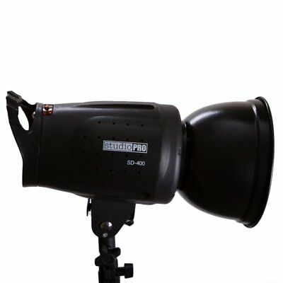 Fovitec StudioPRO 400 Watt SD-400 Monolight Flash Strobe Light with S-type Style