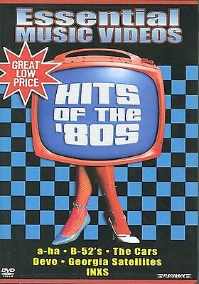 Essential Music Videos - Hits of The 80s (DVD, 2003)