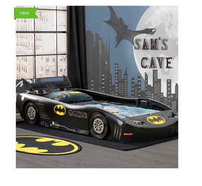 Batmobile Bed For Kids] Fantasy Beds For Kids From Race Cars To .