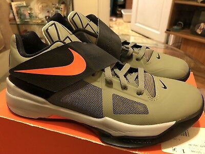 5fffc441876f NIKE KD 4 Rogue sz 8 Undefeated WTKD Elite Galaxy -  205.00