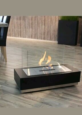 hark ethanolkamin fuego 4 bio ethanol ethanolfeuer dekofeuer feuerstelle eur 99 00 picclick de. Black Bedroom Furniture Sets. Home Design Ideas