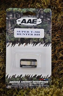 AAE Arizona Archery T-300 Hunter Flipper Arrow Rest Left Hand or Right Hand