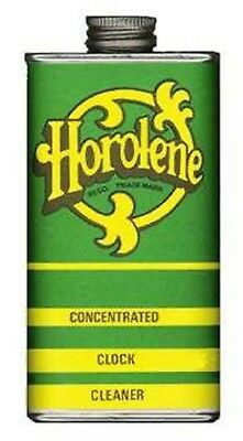 1 Litre Can Horolene Ammoniated Clock Cleaning Solution fluid