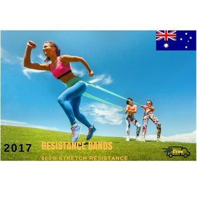 Yoga Straps Resistance Exercise Fitness Bands for Gym Stretch Workouts & Pilates