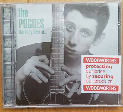 The Very Best Of - The Pogues - 2001 Cd Album