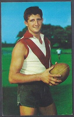 Mobil-Football Photos 1964(Aussie Rules)-#36- South Fremantle - John Todd