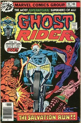 Ghost Rider (Vol. 1) #18 - FN-