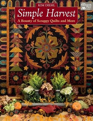Simple Harvest - Softcover Book by Kim Diehl