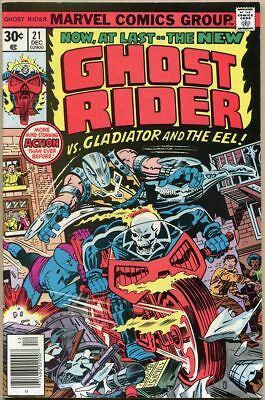 Ghost Rider (Vol. 1) #21 - FN
