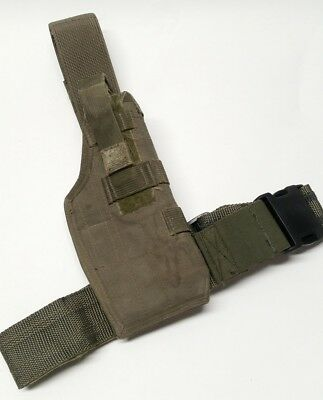 Eagle Industries RLCS Drop Leg Holster Black Buckle Beretta MOLLE Ranger Green