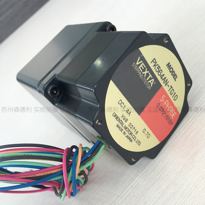 Oriental Motor Vexta PK564AN-TG10 5-Phase Stepping Motor New
