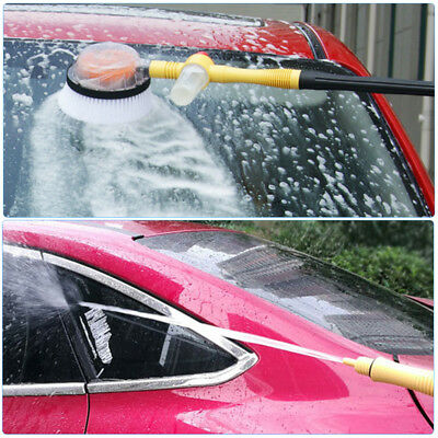 Milk Silk Car Wash Duster House Cleaning Brush Wax Mop Telescoping Dusting Dust