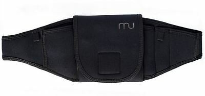 MU Bag | Pouch | Pocket | Black Size 8-14 (nursing | nurses | doctor)