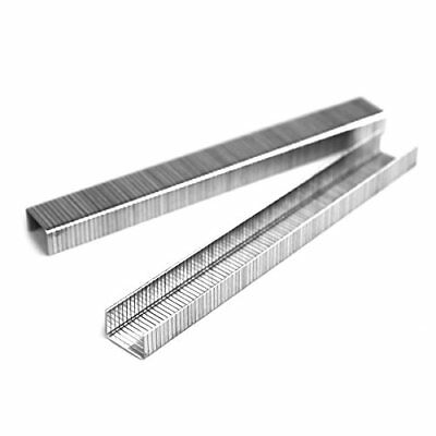 "meite 20GA 1/2"" crown 3/8"" length Galvanized Fine Wire Staple Upholstery Staples"