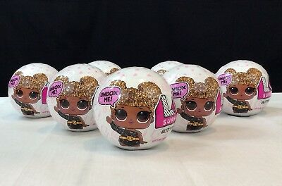 LOL Surprise Glitter Series 3 Doll BIG SISTER Authentic NEW Sealed ONE (1) Ball