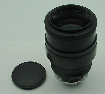 LOMO OKC1-150-1 2.8/150mm lens for ARRI Red One Arriflex PL movie camera EXC!