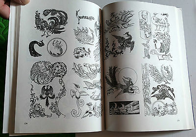 Collection Lucky Chinese Painting Book For Line Artist To Design-Dragon&phoenix