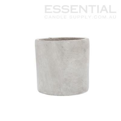 Grey Cement Jar - 300ml x1