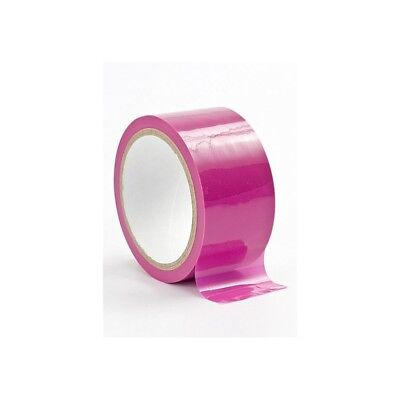 Bondage Tape - Pink sculacciatore paddle frusta master BDSM fetish sexy shop