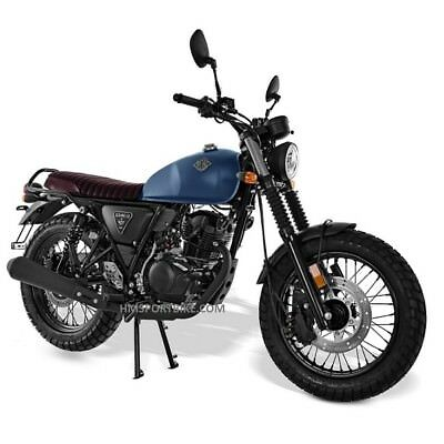 Moto Archive Scrambler 125 injection