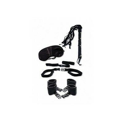 Bedroom Bondage Kit sculacciatore paddle frusta master BDSM fetish sexy shop