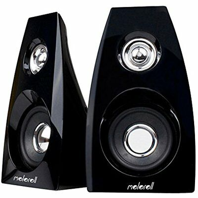 Usb Computer Speakers Powered Mini Desktop Speakers For 3W Stereo