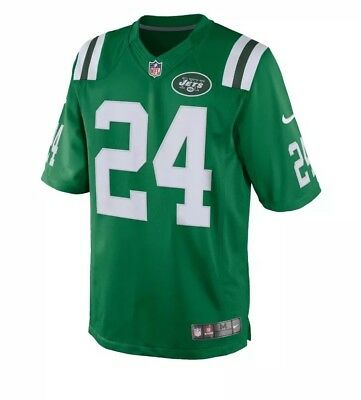 sports shoes ce438 d865e NIKE DARRELLE REVIS New York JETS COLOR RUSH Limited Jersey 2XL XXL Retail-  $150