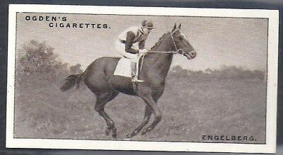 Ogdens-Derby Entrants 1929-#18- Horse Racing - Engleberg