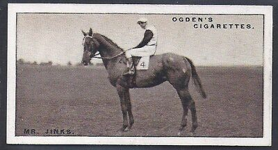 Ogdens-Derby Entrants 1929-#36- Horse Racing - Mr Jinks