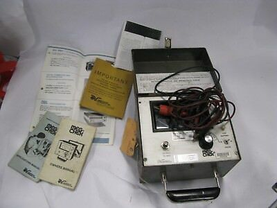 2101A 2100A MEG-CHEK Associated Research OHMeter Test Megohmmeter used