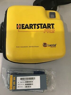 Philips Leardal AED FR2  with good battery English