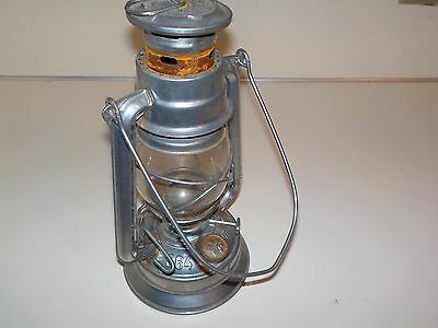 Vintage Meva 864 Paraffikn Oil Lamp Czech Republic Railroad Train Cabin Lantern