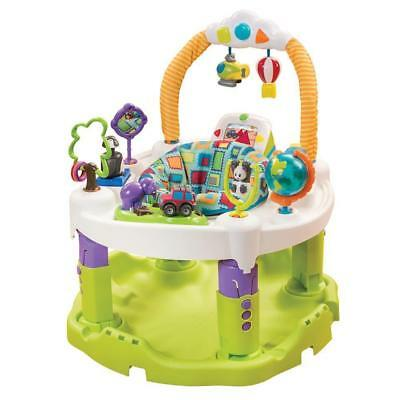 Evenflo Exersaucer World Explorer Triple Fun Plus + Activity Center