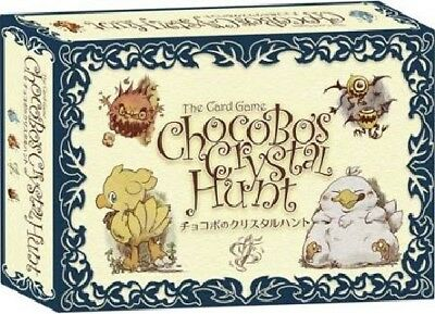 Chocobo's Crystal Hunt - The Card Game
