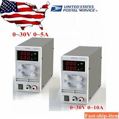 30V 10A Dual Digital Variable Precision Overload Short Circuit Protecting EO