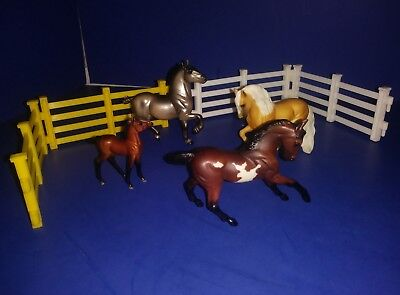 Breyer Reeves assorted Small Lot Mini Horse Figures