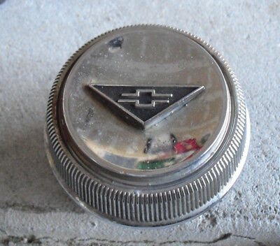 Vintage 1950s Chevy Car or Truck Horn Button Cover