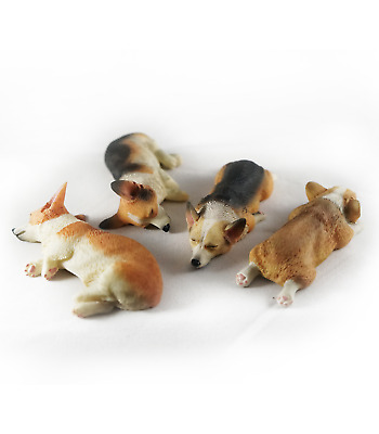 Sleeping Corgi Magnet