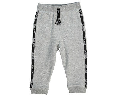 Bonds Baby Cool Sweats Trackie - New Grey Marle