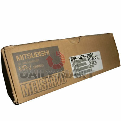 New in Box Mitsubishi MR-J2-20B1 Programmable Logic Control Module Servo Drive