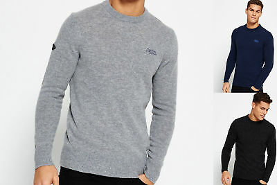 New Mens Superdry Sweaters Selection 0111